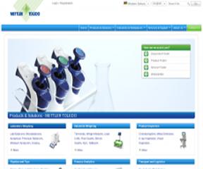 梅特勒-托利多在西撒哈拉的官方网站