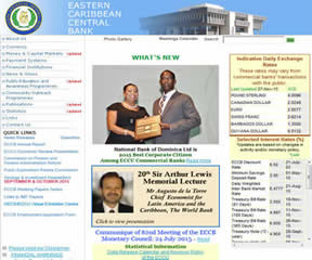 东加勒比中央银行 缩略图