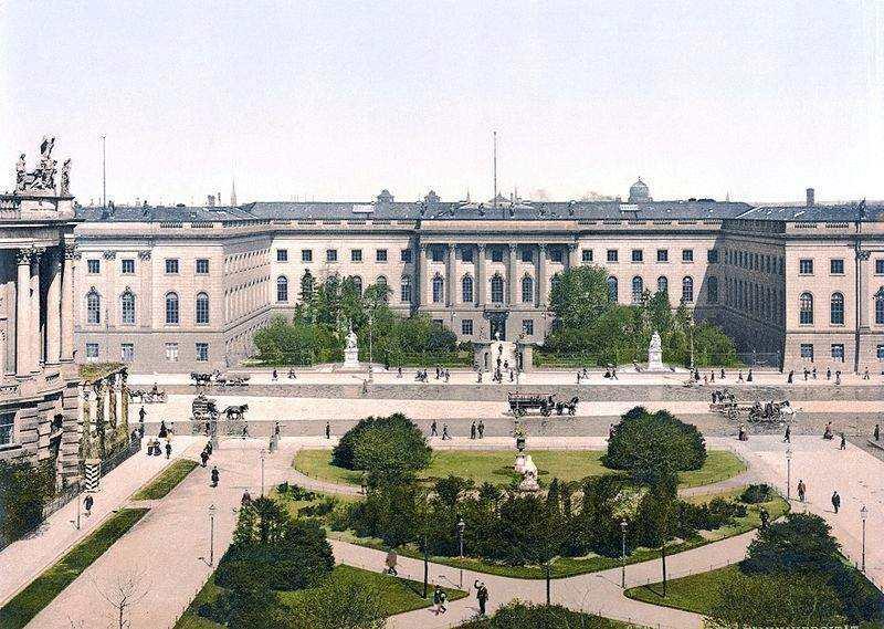 FUBerlin:柏林自由大学