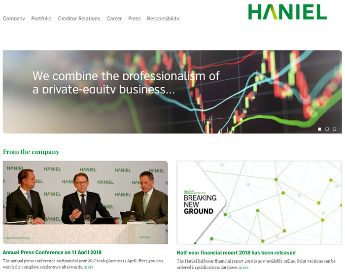FranzHaniel:弗朗茨海涅尔公司