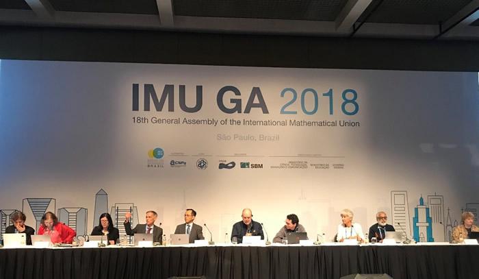 IMU:国际数学联盟