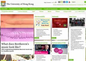 香港大学官网 缩略图