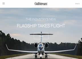 全球著名的豪华飞机制造商