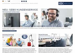 德国的一个真空吸尘器品牌