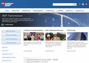 美国电力能源企业