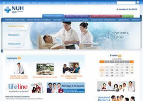 新加坡最大的国立医院之一