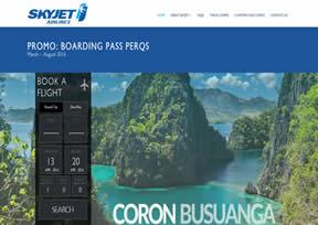 菲律宾的一家航空公司