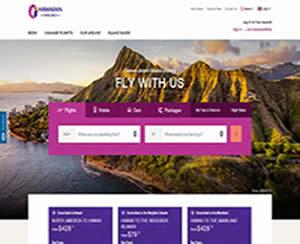 美国在夏威夷地区最大的航空公司