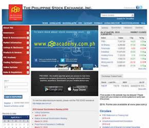 菲律宾的国家证券交易所