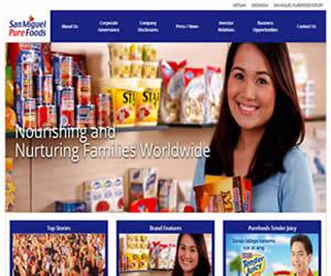 菲律宾最大的食品公司