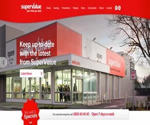 新西兰的一家连锁超市