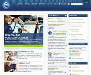 新西兰警察协会