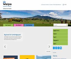 新西兰怀卡托地区的一个区议会机构