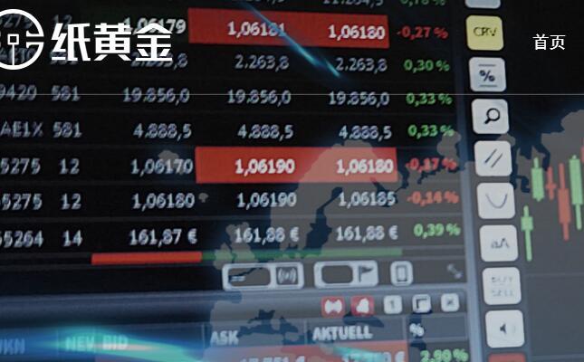 中国纸黄金投资服务